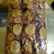 Vanilla Cottage Yummy Plantain Chips N2,400 for a pack of 24. N100 for One.
